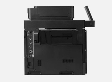 HP LaserJet Enterprise M680