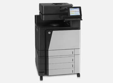 HP LaserJet Enterprise M880