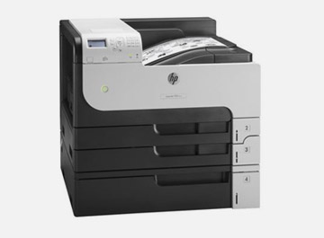 HP LaserJet 700 M712