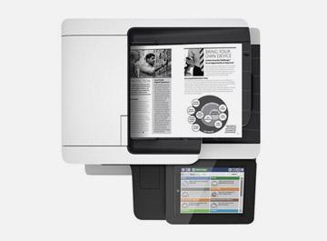 HP LaserJet Enterprise M527dn