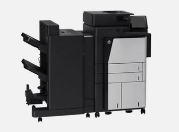 HP LaserJet Enterprise M830z